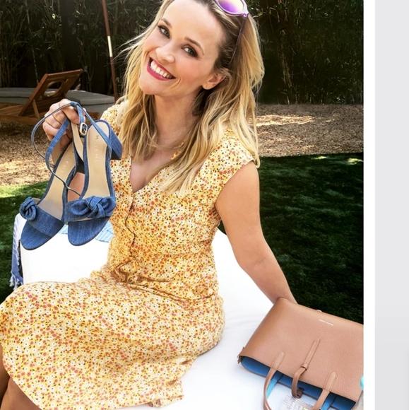 Draper James Dresses & Skirts - Draper James floral button front dress S small